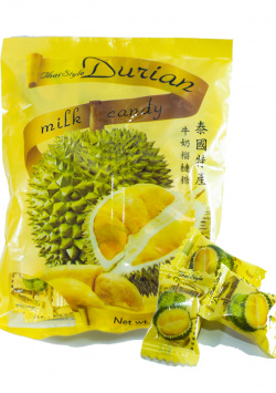 Durian Milk Candy